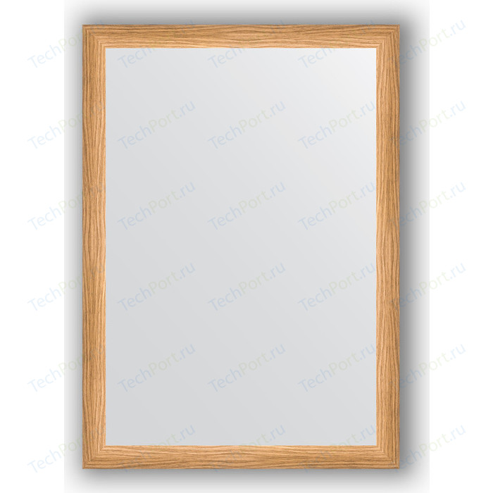 Зеркало в багетной раме поворотное Evoform Definite 50x70 см, клен 37 мм (BY 0629) цена 2017