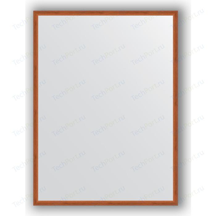 Фото - Зеркало в багетной раме поворотное Evoform Definite 58x78 см, вишня 22 мм (BY 0636) зеркало в багетной раме поворотное evoform definite 68x128 см сосна 22 мм by 0738