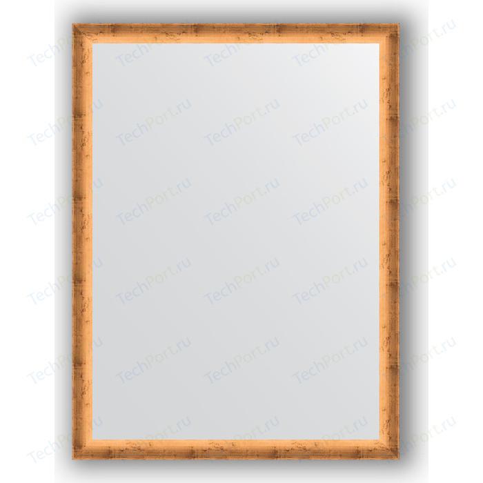 Зеркало в багетной раме поворотное Evoform Definite 60x80 см, красная бронза 37 мм (BY 0647)