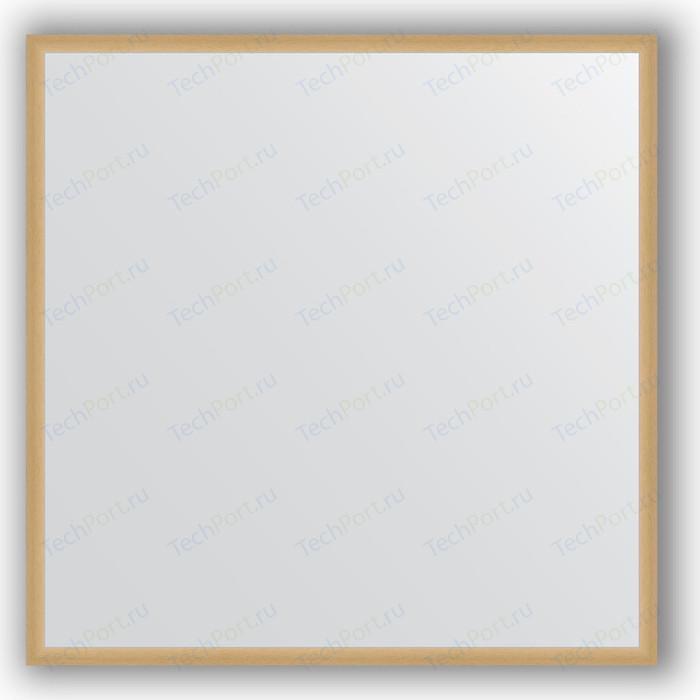 Фото - Зеркало в багетной раме Evoform Definite 68x68 см, сосна 22 мм (BY 0652) зеркало в багетной раме поворотное evoform definite 68x128 см сосна 22 мм by 0738