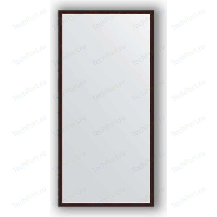 Фото - Зеркало в багетной раме поворотное Evoform Definite 48x98 см, махагон 22 мм (BY 0690) зеркало в багетной раме поворотное evoform definite 68x128 см сосна 22 мм by 0738