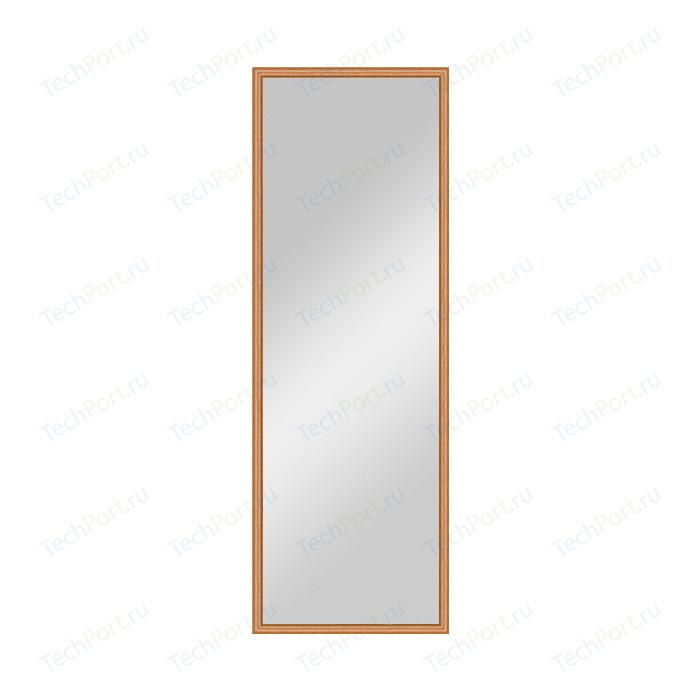 Зеркало в багетной раме поворотное Evoform Definite 48x138 см, вишня 22 мм (BY 0705)