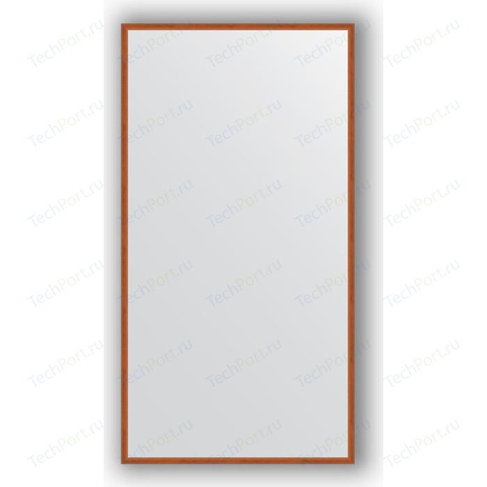 Фото - Зеркало в багетной раме поворотное Evoform Definite 68x128 см, вишня 22 мм (BY 0739) зеркало в багетной раме поворотное evoform definite 68x128 см сосна 22 мм by 0738