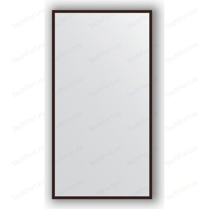 Фото - Зеркало в багетной раме поворотное Evoform Definite 68x128 см, махагон 22 мм (BY 0741) зеркало в багетной раме поворотное evoform definite 68x128 см сосна 22 мм by 0738