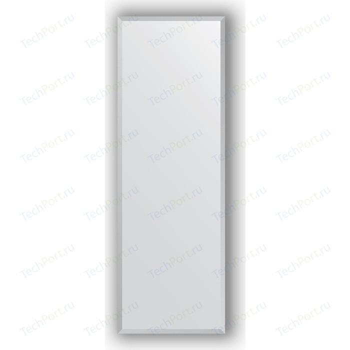 Зеркало в багетной раме поворотное Evoform Definite 46x136 см, сталь 20 мм (BY 1064)