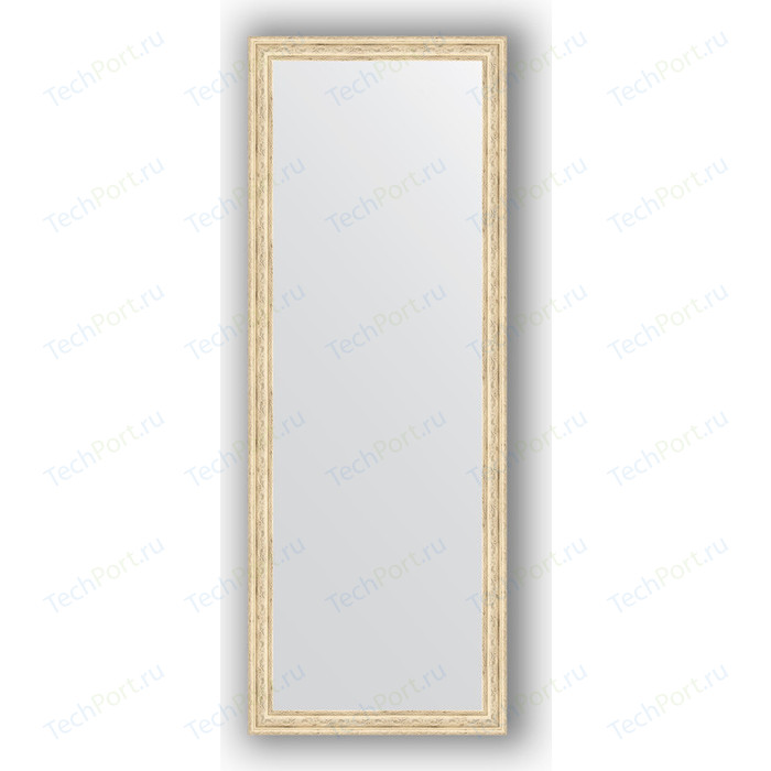 Зеркало в багетной раме поворотное Evoform Definite 53x143 см, слоновая кость 51 мм (BY 1070) зеркало в багетной раме evoform definite 73x73 см слоновая кость 51 мм by 1025