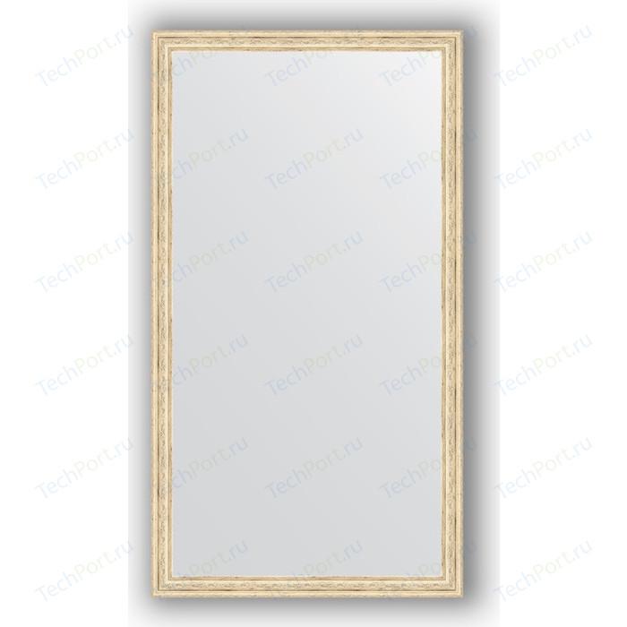 Зеркало в багетной раме поворотное Evoform Definite 73x133 см, слоновая кость 51 мм (BY 1100) зеркало в багетной раме evoform definite 73x73 см слоновая кость 51 мм by 1025