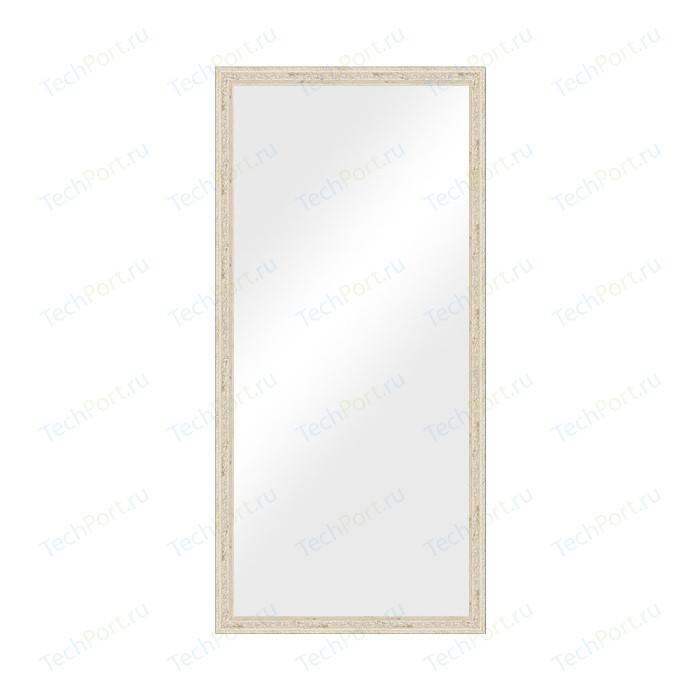 Зеркало в багетной раме поворотное Evoform Definite 73x153 см, слоновая кость 51 мм (BY 1115) зеркало в багетной раме evoform definite 73x73 см слоновая кость 51 мм by 1025
