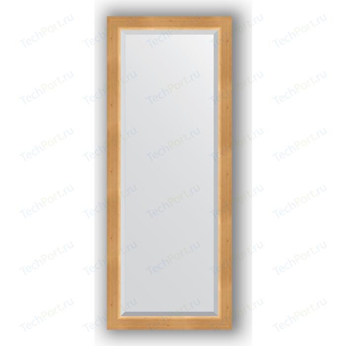 Зеркало с фацетом в багетной раме поворотное Evoform Exclusive 56x141 см, сосна 62 мм (BY 1163)