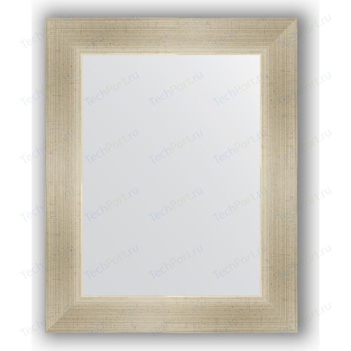 Зеркало в багетной раме Evoform Definite 40x50 см, травленое серебро 59 мм (BY 1336)