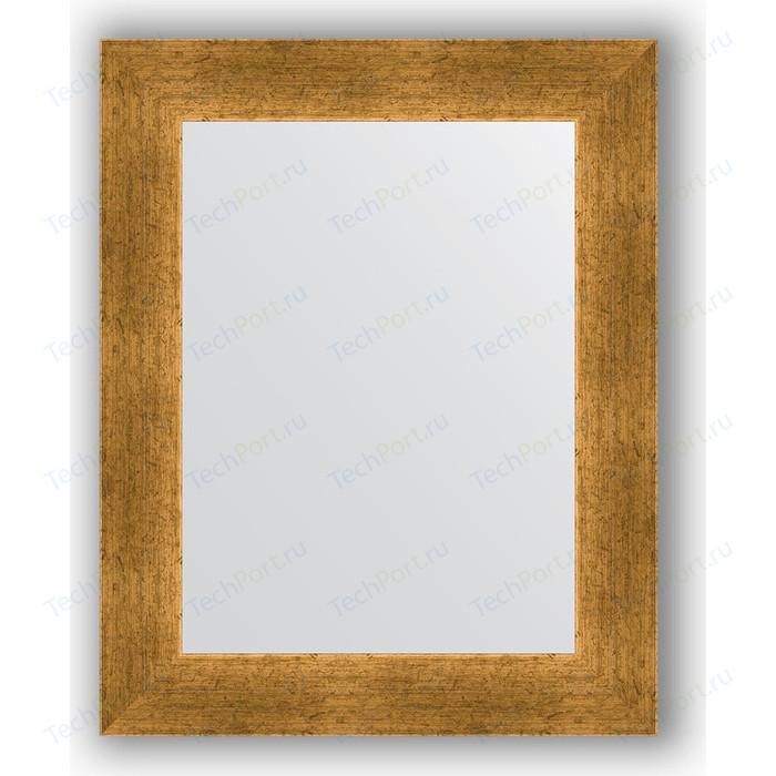 Зеркало в багетной раме Evoform Definite 40x50 см, травленое золото 59 мм (BY 1337)