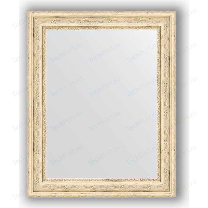 Зеркало в багетной раме Evoform Definite 39x49 см, слоновая кость 51 мм (BY 1347) зеркало в багетной раме evoform definite 73x73 см слоновая кость 51 мм by 1025