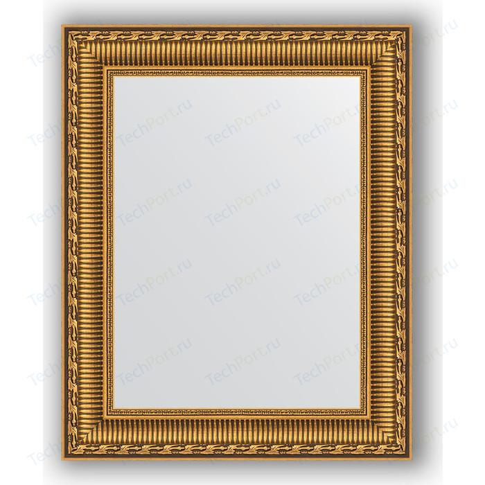 Зеркало в багетной раме Evoform Definite 40x50 см, золотой акведук 61 мм (BY 1350)