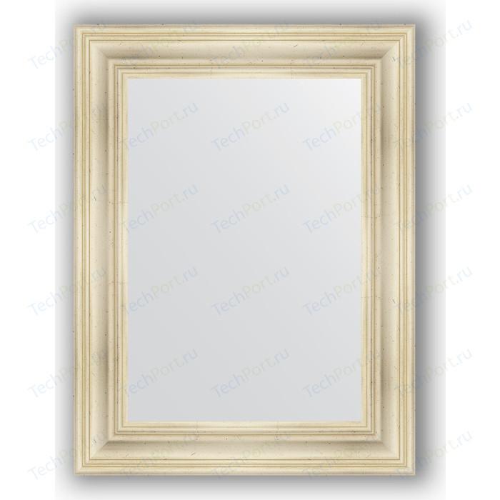 Фото - Зеркало в багетной раме поворотное Evoform Definite 62x82 см, травленое серебро 99 мм (BY 3060) зеркало в багетной раме поворотное evoform definite 82x102 см травленое серебро 99 мм by 3284