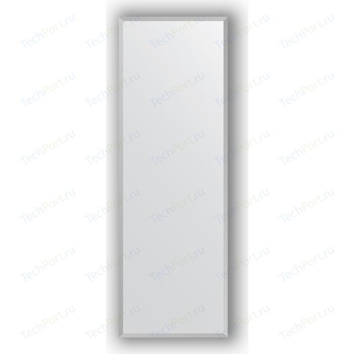Зеркало в багетной раме поворотное Evoform Definite 46x136 см, хром 18 мм (BY 3097)