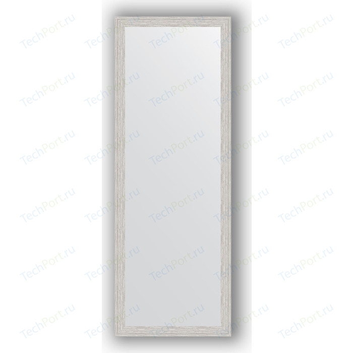 Зеркало в багетной раме поворотное Evoform Definite 51x141 см, серебрянный дождь 46 мм (BY 3101) зеркало в багетной раме поворотное evoform definite 51x141 см волна алюминий 46 мм by 3102