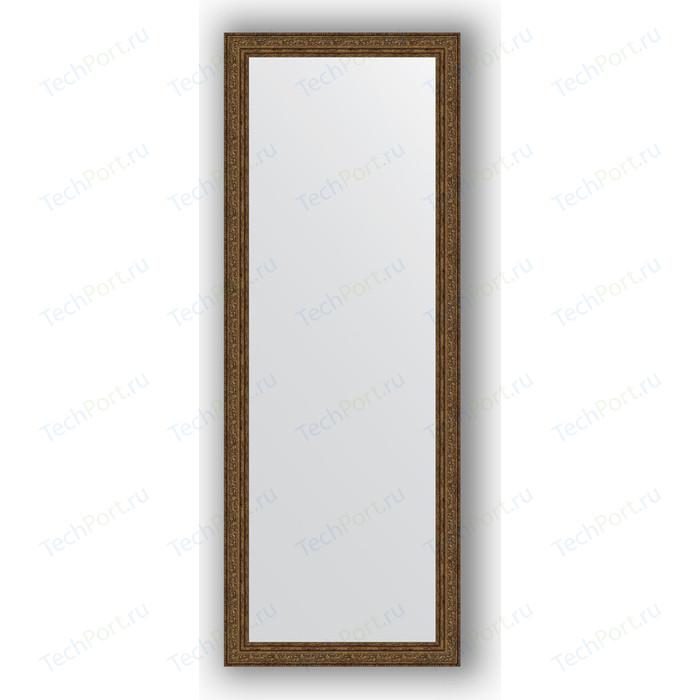 Зеркало в багетной раме поворотное Evoform Definite 54x144 см, виньетка состаренная бронза 56 мм (BY 3105) зеркало в багетной раме поворотное evoform definite 73x93 см слоновая кость 51 мм by 1040