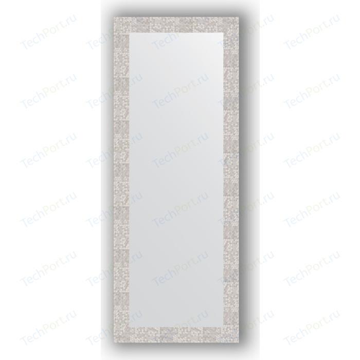Зеркало в багетной раме поворотное Evoform Definite 56x146 см, соты алюминий 70 мм (BY 3115)