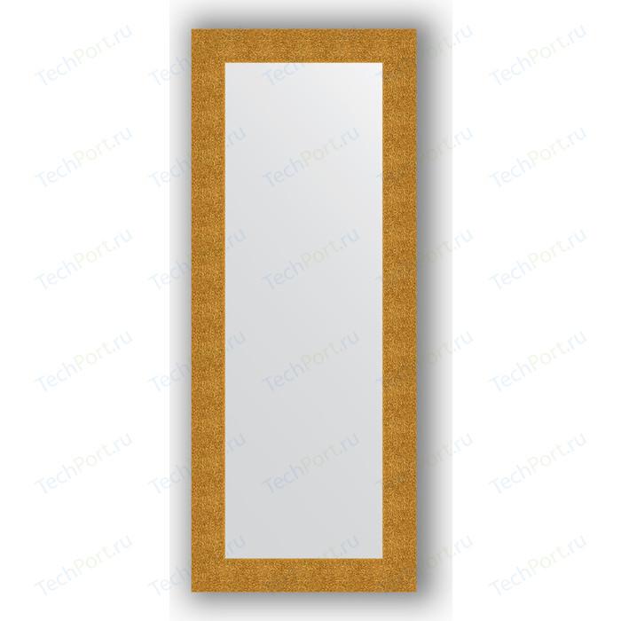 Зеркало в багетной раме поворотное Evoform Definite 60x150 см, чеканка золотая 90 мм (BY 3118)