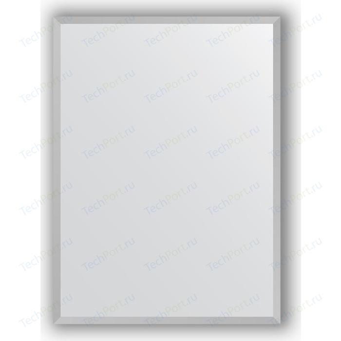 Зеркало в багетной раме поворотное Evoform Definite 56x76 см, хром 18 мм (BY 3161)