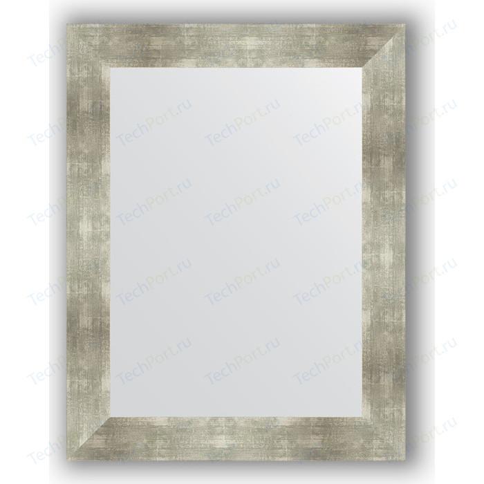цена на Зеркало в багетной раме поворотное Evoform Definite 70x90 см, алюминий 90 мм (BY 3186)