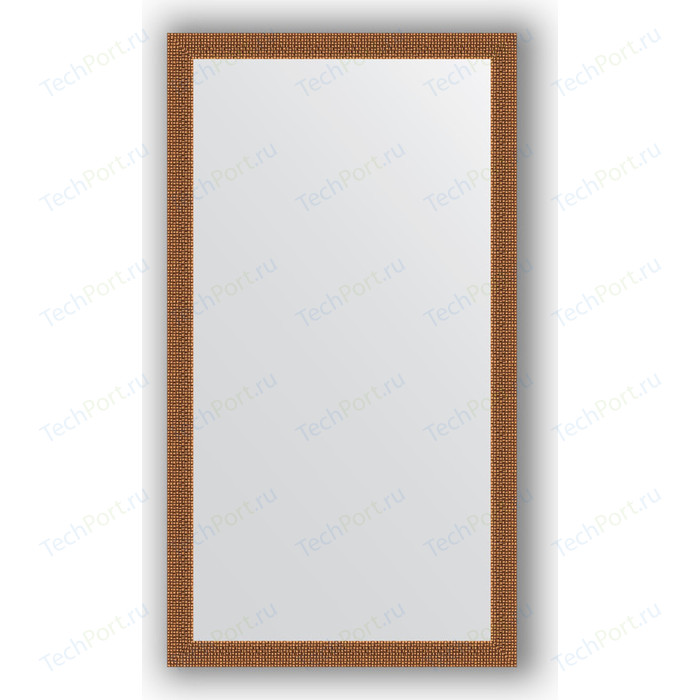 Зеркало в багетной раме поворотное Evoform Definite 61x111 см, мозаика медь 46 мм (BY 3195)