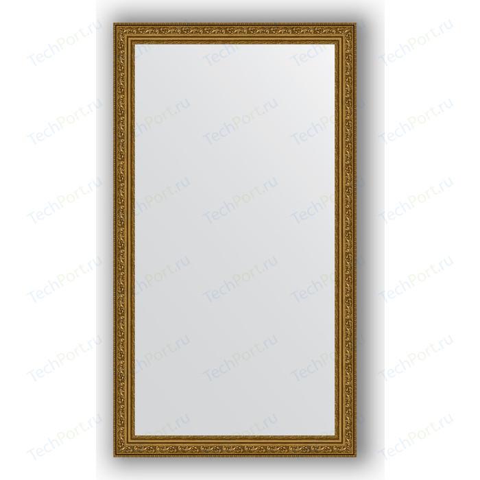 Зеркало в багетной раме поворотное Evoform Definite 64x114 см, виньетка состаренное золото 56 мм (BY 3199) зеркало в багетной раме поворотное evoform definite 73x93 см слоновая кость 51 мм by 1040