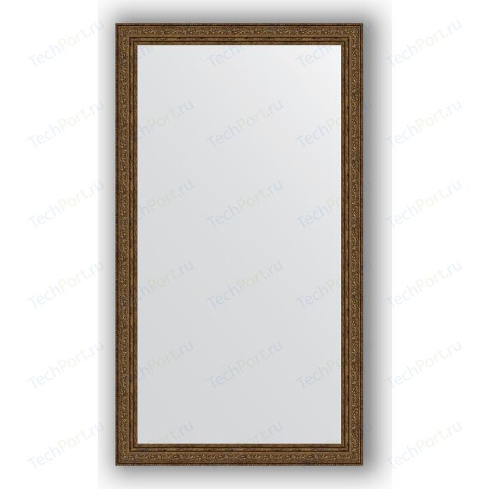 Зеркало в багетной раме поворотное Evoform Definite 64x114 см, виньетка состаренная бронза 56 мм (BY 3201) зеркало в багетной раме поворотное evoform definite 73x93 см слоновая кость 51 мм by 1040