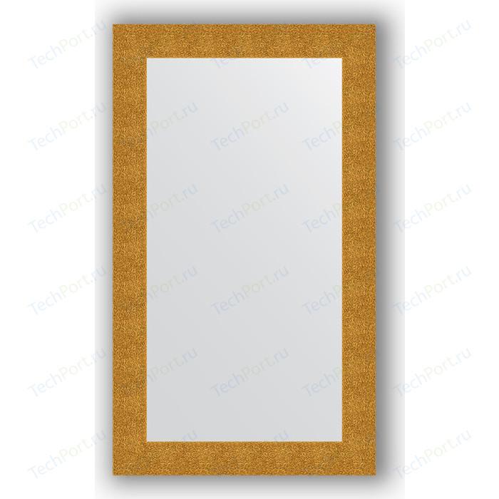 Зеркало в багетной раме поворотное Evoform Definite 70x120 см, чеканка золотая 90 мм (BY 3214)