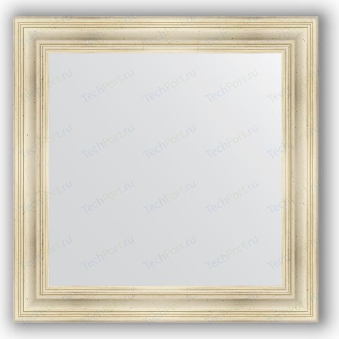 Фото - Зеркало в багетной раме Evoform Definite 82x82 см, травленое серебро 99 мм (BY 3252) зеркало в багетной раме поворотное evoform definite 82x102 см травленое серебро 99 мм by 3284