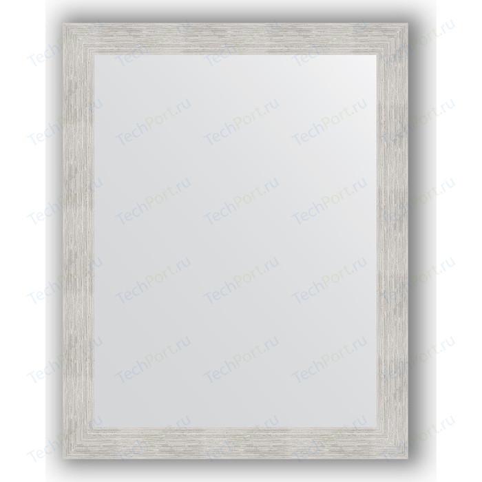 Зеркало в багетной раме поворотное Evoform Definite 76x96 см, серебреный дождь 70 мм (BY 3272)