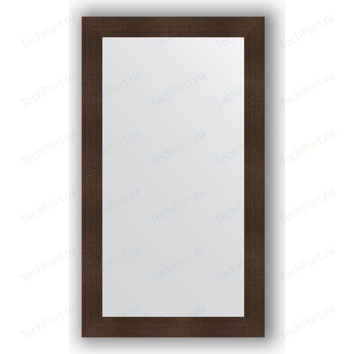 Зеркало в багетной раме поворотное Evoform Definite 80x140 см, бронзовая лава 90 мм (BY 3312)