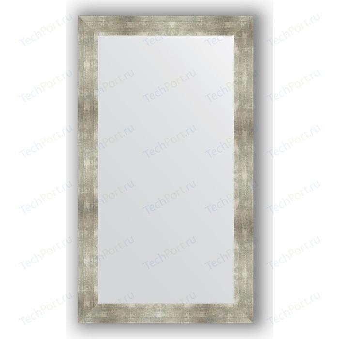 Зеркало в багетной раме поворотное Evoform Definite 80x140 см, алюминий 90 мм (BY 3314)