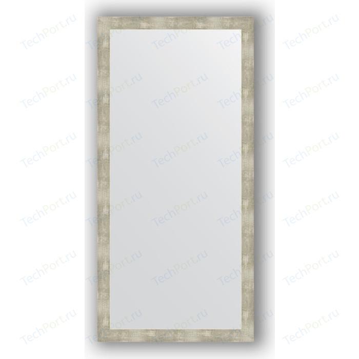 Зеркало в багетной раме поворотное Evoform Definite 74x154 см, алюминий 61 мм (BY 3332)