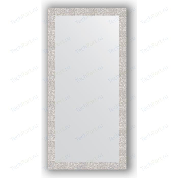 Зеркало в багетной раме поворотное Evoform Definite 76x156 см, соты алюминий 70 мм (BY 3339)