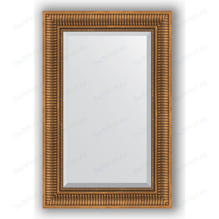 Фото - Зеркало с фацетом в багетной раме поворотное Evoform Exclusive 57x87 см, бронзовый акведук 93 мм (BY 3414) зеркало с фацетом в багетной раме поворотное evoform exclusive 57x77 см бронзовый акведук 93 мм by 3388
