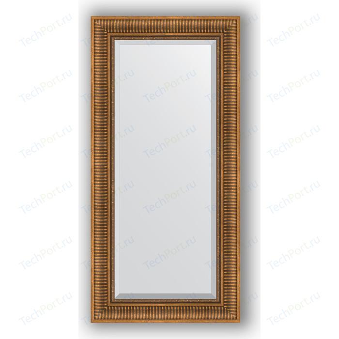 Фото - Зеркало с фацетом в багетной раме поворотное Evoform Exclusive 57x117 см, бронзовый акведук 93 мм (BY 3492) зеркало с фацетом в багетной раме поворотное evoform exclusive 57x77 см бронзовый акведук 93 мм by 3388
