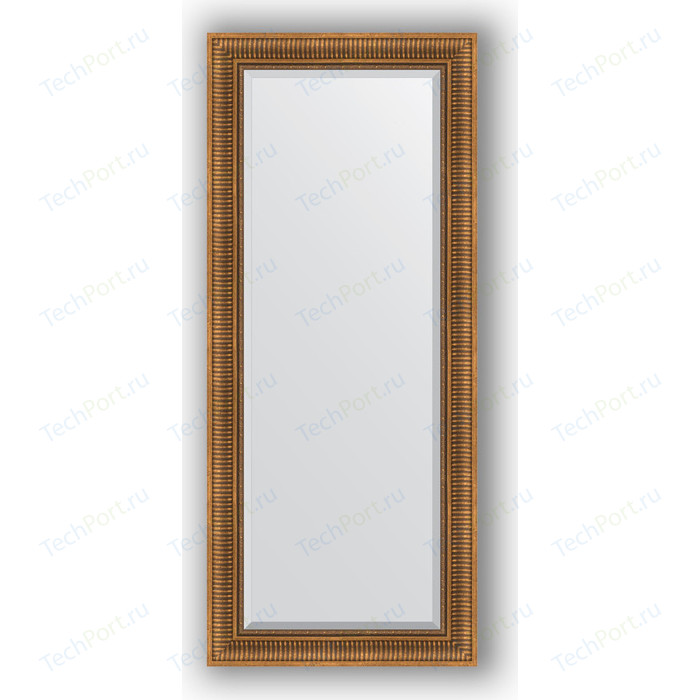 Фото - Зеркало с фацетом в багетной раме поворотное Evoform Exclusive 67x157 см, бронзовый акведук 93 мм (BY 3570) зеркало с фацетом в багетной раме поворотное evoform exclusive 57x77 см бронзовый акведук 93 мм by 3388