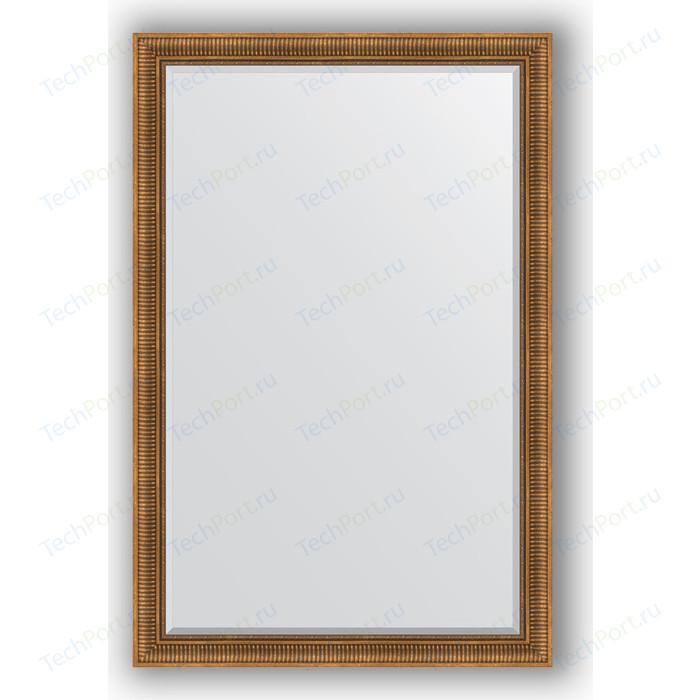 Фото - Зеркало с фацетом в багетной раме поворотное Evoform Exclusive 117x177 см, бронзовый акведук 93 мм (BY 3622) зеркало с фацетом в багетной раме поворотное evoform exclusive 57x77 см бронзовый акведук 93 мм by 3388