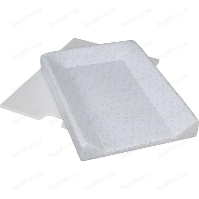 Доска пеленальная Micuna поворотная CP-1434 Plus 2 white, grey/white motives