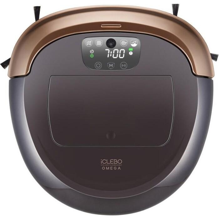 Робот-пылесос iClebo Omega Gold YCR-M07-10