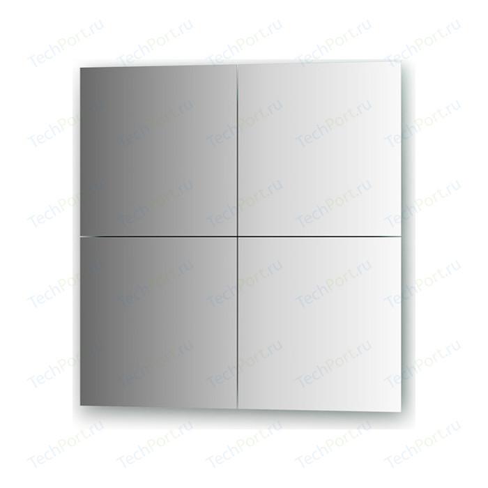 Зеркальная плитка Evoform Refractive со шлифованной кромкой 30 х см, комплект 4 шт. (BY 1410)