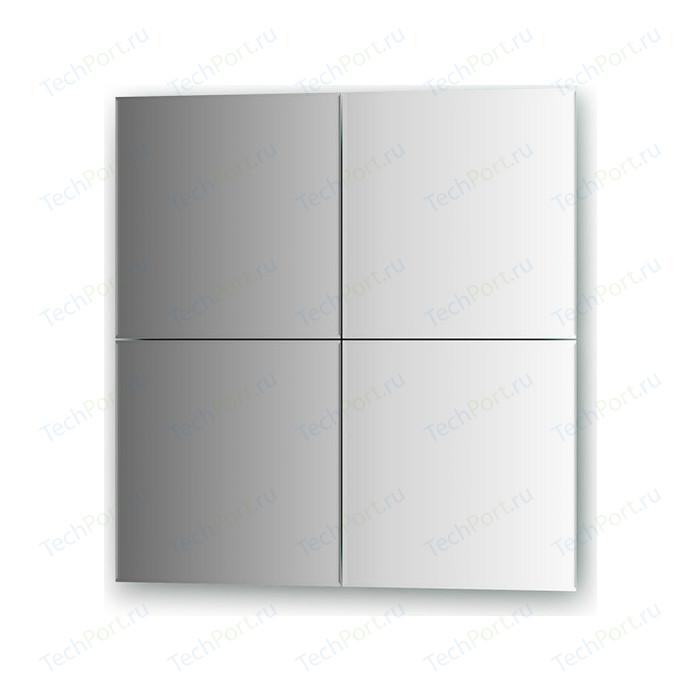 Зеркальная плитка Evoform Refractive с фацетом 5 мм, 30 х см, комплект 4 шт. (BY 1430)