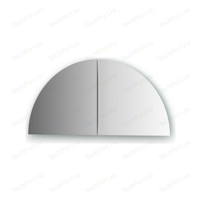 Зеркальная плитка Evoform Refractive c частичным фацетом 5 мм, 30 х см, комплект 2 шт. (BY 1440)