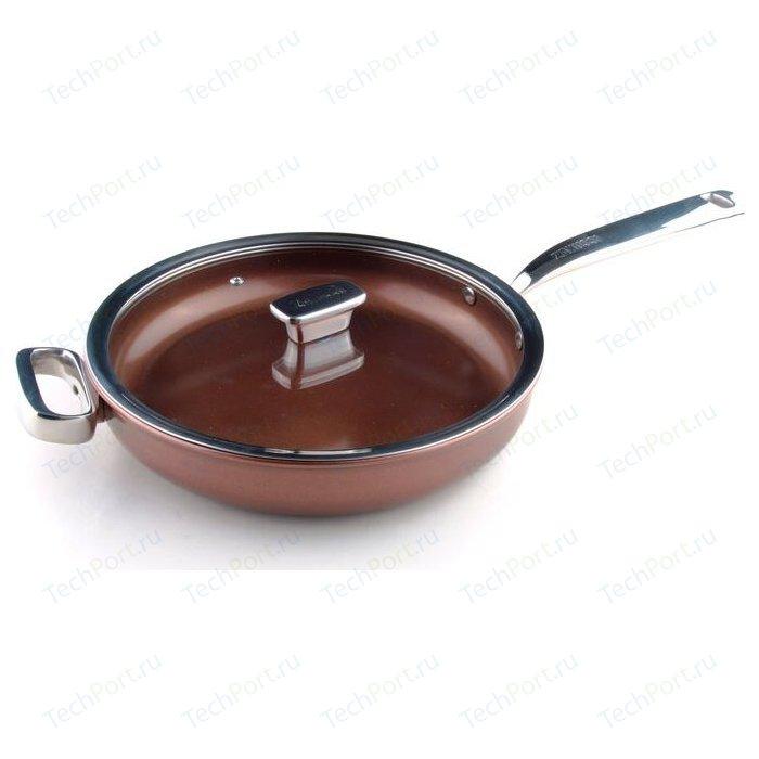Сковорода с крышкой Zanussi d 28см Siena (ZCU51231CF)
