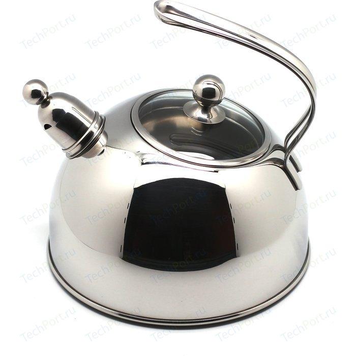 Чайник со свистком 2.7 л Silampos Маримар (411307312620) silampos чайник заварочный art deco 0 9 л 41281318sc53 silampos