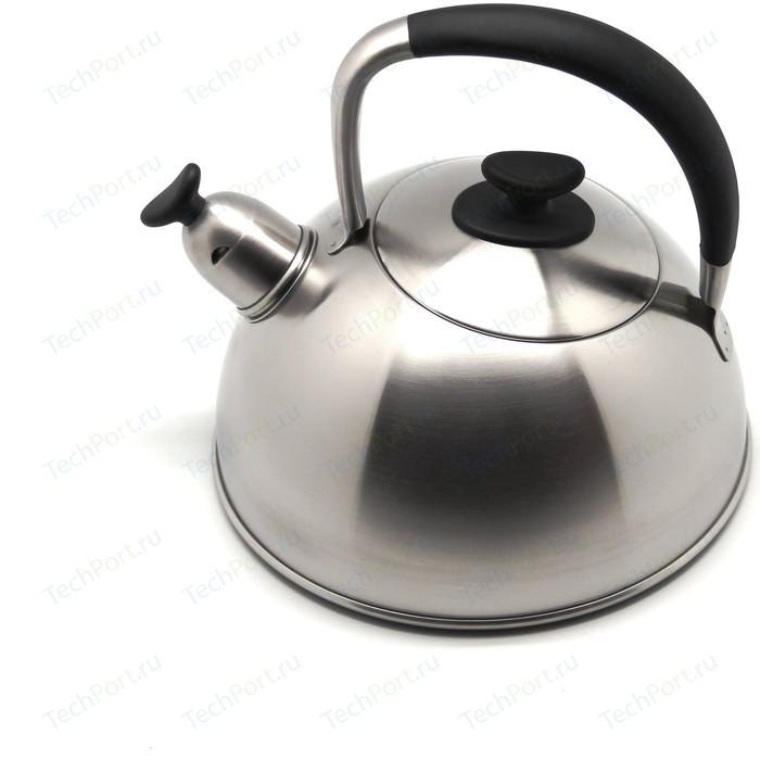 Чайник со свистком 2 л Silampos Оксфорд (411307802620) silampos чайник заварочный art deco 0 9 л 41281318sc53 silampos