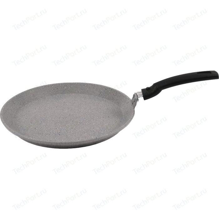 Сковорода для блинов Kukmara d 24см Мраморная (сбмс240а)
