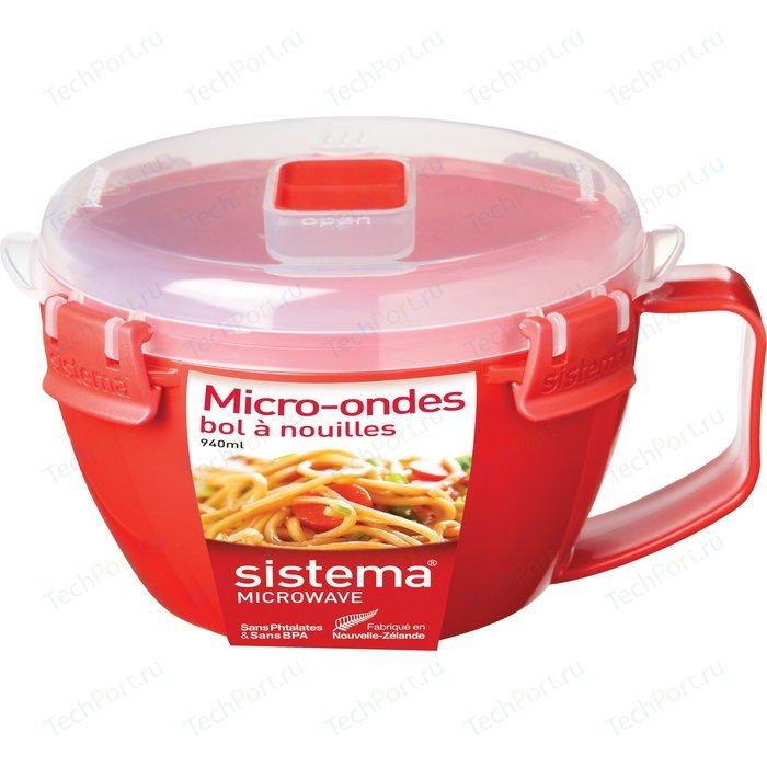 Картинка для Кружка для лапши Sistema Microwave 0.94 л (1109)