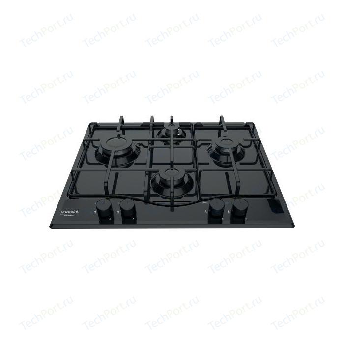 Газовая варочная панель Hotpoint-Ariston PCN 642 HA(BK)